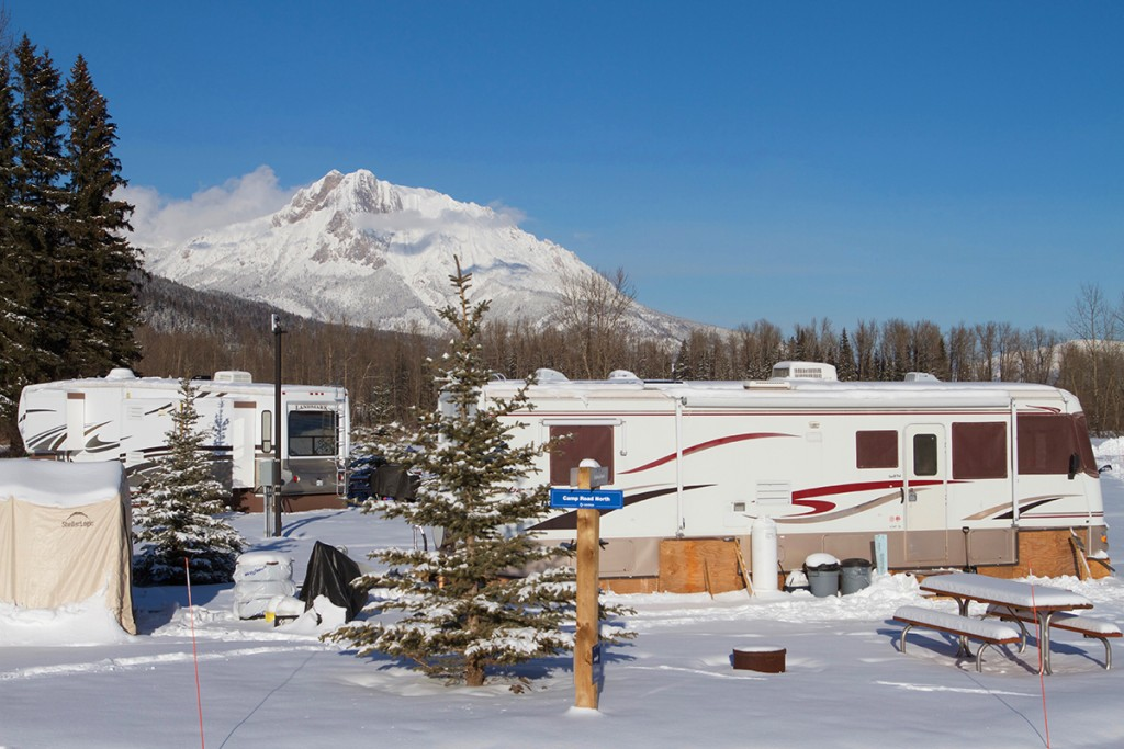 Fernie RV Resort Mt Hosmer LR