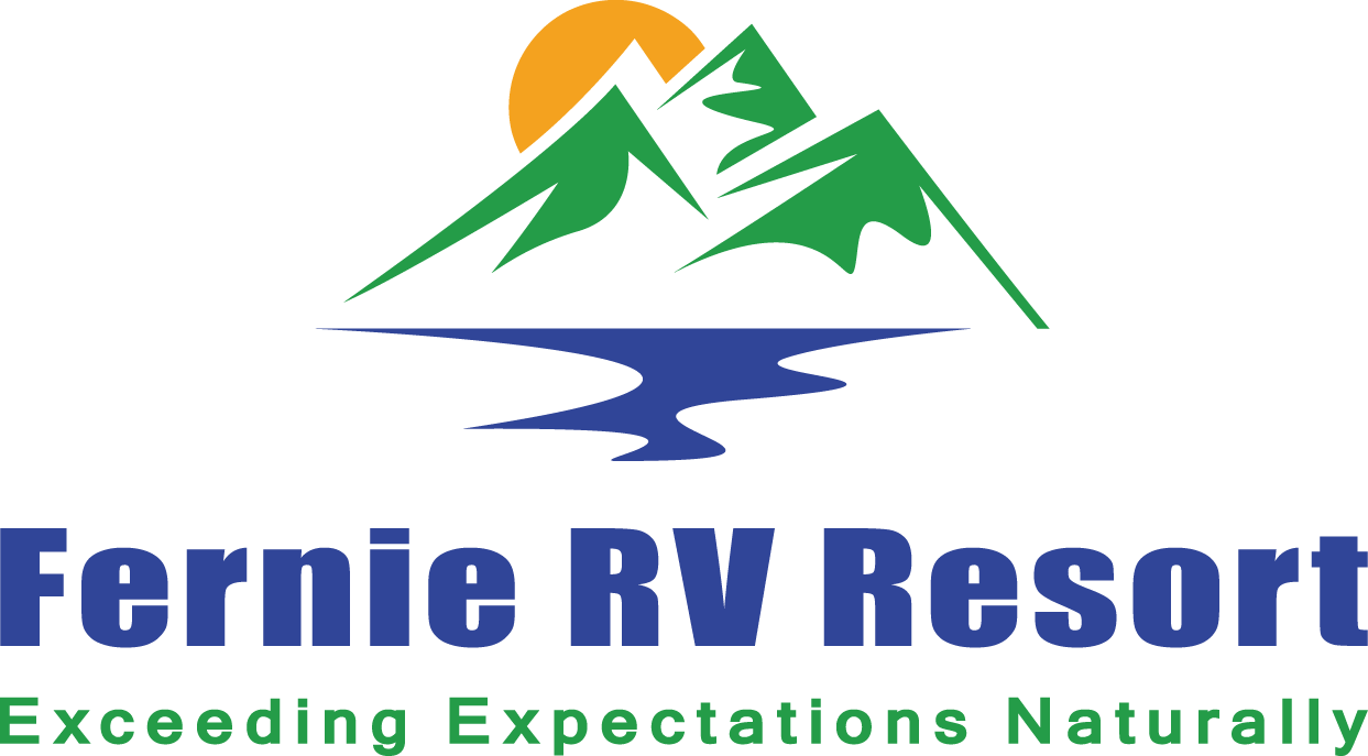 Image result for fernie rv resort logo