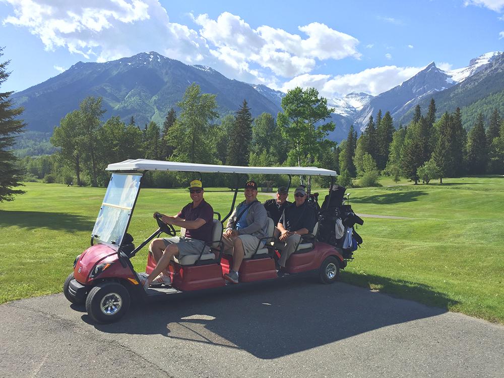 FRVRGolf cart